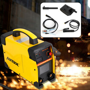 Mini Mma Arc Welder Dc Igbt Welding Machine Solder Inverter 20 160a Mask Us