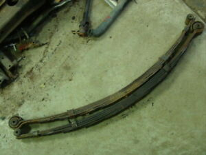 76 86 Jeep Cj Front Leaf Springs 6 Pack Stock Oem Cj5 Cj7