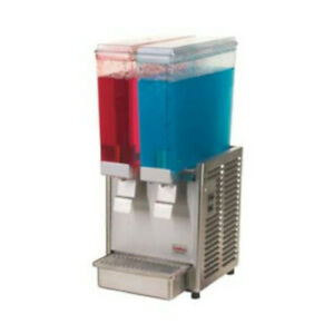 Grindmaster cecilware E29 3 Crathco Bubber Mini Pre mix Cold Beverage Dispenser