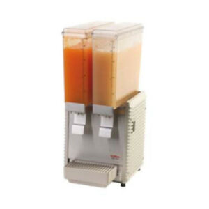 Grindmaster cecilware E29 4 Crathco Bubber Mini Pre mix Cold Beverage Dispenser