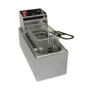 Grindmaster cecilware El6 Countertop Full Pot Electric Fryer