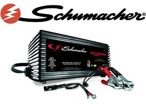 Schumacher Sc1355 1 5a 6 12v Fully Automatic Battery Maintainer New Free Ship