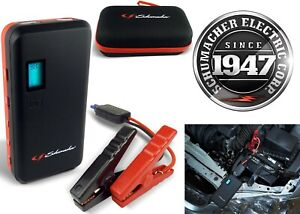 Schumacher Sl1317 1000 Peak Amp Lithium Ion Jump Starter With Usb Portable Port
