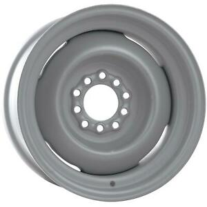 Coker Hot Rod Steel Primed Wheel Hrpr158lm400