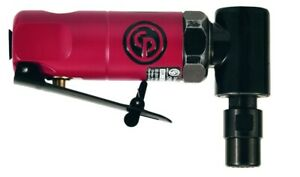 Chicago Pneumatic Cp875 1 4 inch 90 Degree Angled Air Die Grinder New Free Ship