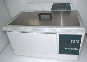 Branson 8510r dth Bransonic Ultrasonic Digital Cleaner 5 5 Gal 4 mo warranty
