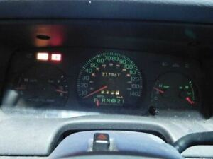 Speedometer Analog Cluster Mph Police Package Fits 98 02 Crown Victoria 763864