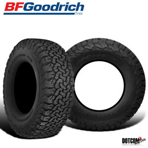 2 X New Bf Goodrich All Terrain T A Ko2 265 75 16 123 120r Traction Tire