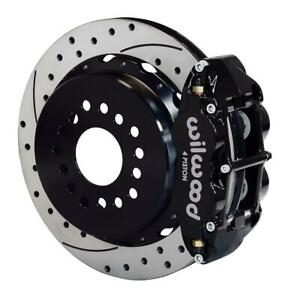 Wilwood Superlite 4r Rear Big Brake Kit 140 10012d