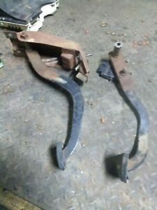 1988 89 90 91 92 93 94 Chevy Gmc 1500 Truck Clutch Brake Pedal Assembly