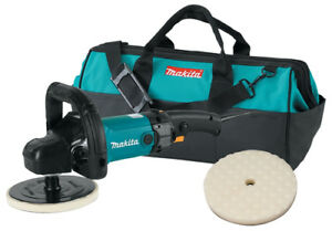 Makita 9237cx2 7 Polisher Kit With Foam Pad