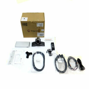 Polycom 2215 64978 001 Group 300 Video Conferencing System eagle Eye Iii Camera