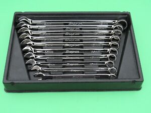 Snap On Oexm710b Metric Flank Drive Wrench Set Oexm100b Oexm190b 10mm 19mm Tray