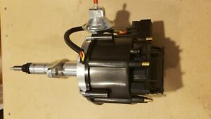 Chevy Inline 6 Straight 6 Cylinder 194 216 235 Black Hei Distributor No Box