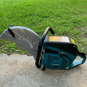 Makita 14 Concrete Saw Gas Powered Power Cutter Ek6101 61cc Motor