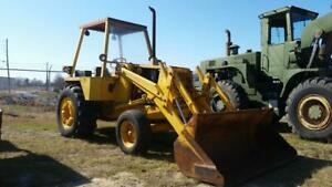 Case 480f Industrial Wheel Loader Finance Available