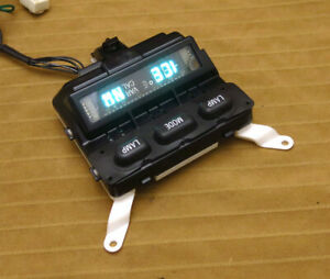 Ford Explorer Sport Trac Overhead Console Display 02 05 Temp Compass Tested