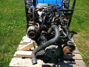 1995 Ford F150 5 0 Complete Engine With Injection System