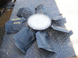 1973 1974 Dodge Charger Plymouth Road Runner Clutch Fan Oem 3462186 Gtx Fury