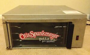 Otis Spunkmeyer Os 1 Commercial Convection Cookie Oven Plus 3 Trays