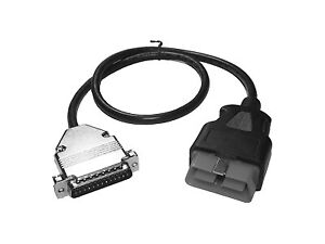 Minidiag2 Mercedes Replacement Obd2 Cable P n 3490 2700 00
