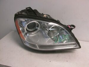 2006 2007 2008 Mercedes Benz Ml350 Headlight Xenon Right Oem 2635