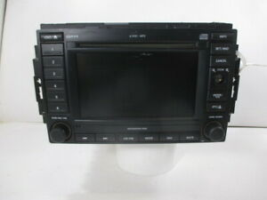 2005 Chrysler 300 Navigation 6 Disc Cd Mp3 Player Radio Oem Rec