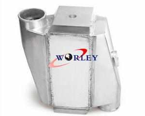 Universal Aluminum Intercooler Water To Air Front Mount 12 X12 X4 5 12 Inch