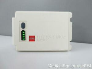 Physio control Lifepak 12 Nicd Rechargeable Battery With Fuel Gauge