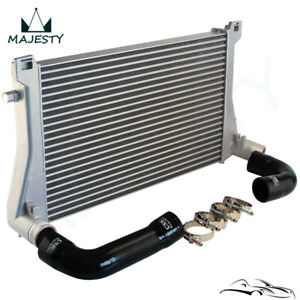 Tube fin Intercooler Kit For Audi A3 s3 Vw Golf Gti R Mk7 Ea888 1 8t 2 0t Tsi