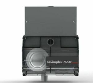 new simplex 4098 xad 110 Single Inlet Duct Sensor Housing With One Smoke Sensor