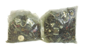 Over 9 Lbs Of Vintage Misc Electronic Components Resistors Capacitors Inductors