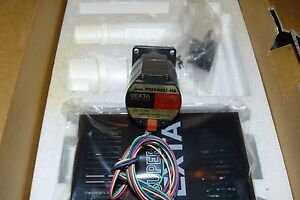 Oriental Motor Vexta Upd544hg1na Driver With Step Motor New