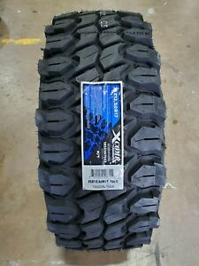 35x12 50r17lt Gladiator X comp M t 126q 10ply Load E set Of 4