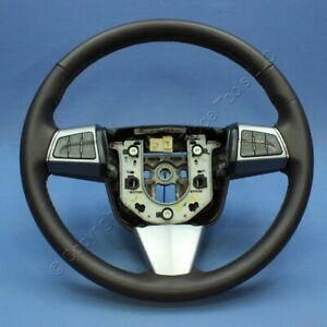 New Gm Oem Cocoa Leather Steering Wheel Assembly 25920627 2008 Cadillac Srx