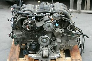 Porsche Boxster S Engine From Tiptronic Car 3 2l 181k Miles
