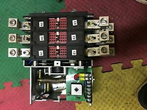 Used Eaton Transfer Switch Relay Module 480vac 200a