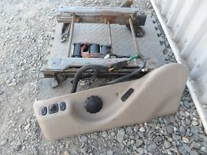 1999 2007 Ford Super Duty F250 Excursion Power Seat Track With Switch Driver Lh