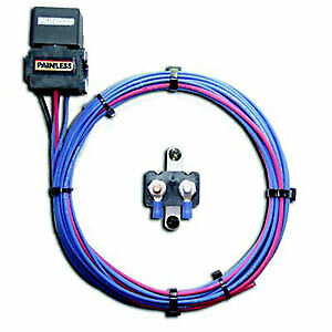 Painless 50106 Electric Water Pump 30 Amp Relay Kit