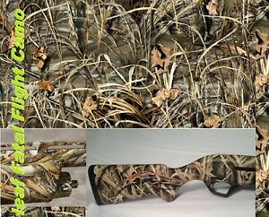 Dip Hydrographic Film Water Transfer Printing 19x393 Pva Leaf Grass Camo