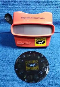 View-Master Singing Dog Vanilla Commercial Reel & Viewer - Excellent Condition $15.00