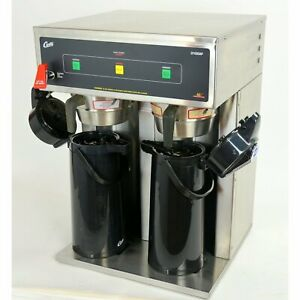 Wilbur Curtis D1000ap Dual Airpot Coffee Brewer 120v D1000ap 12