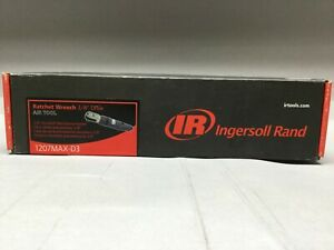 Ingersoll Rand Ratchet Wrench 3 8 Drive Air 1207max D3 Tool