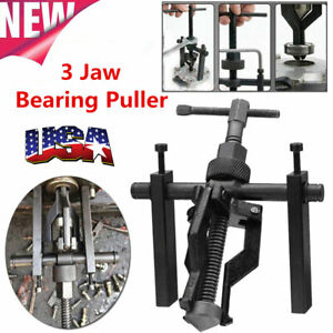 3 Jaw Inner Bearing Puller Gear Extractor Heavy Duty Automotive Machine Hot Sell