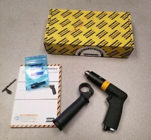 Atlas Copco 1 4 Lbb 16 Epx010 u Pistol Grip Pneumatic Drill New
