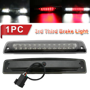 High Mount Led 3rd Brake Light Lamp For 1994 2001 Dodge Ram 1500 2500 3500 Smoke