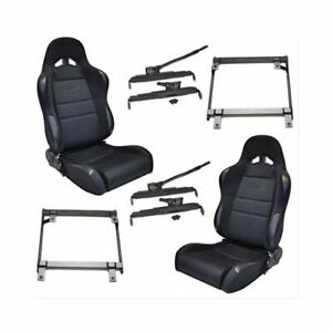 Summit Racing Seat And Seat Bracket Pro Pack 27 0019