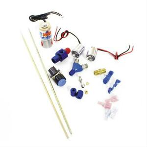 Nos 16037nos Nitrous Purge Valve Kit Ntimidator Dual Blue Led Lights 4 An Kit