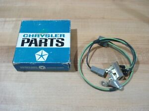 Nos Mopar 1968 70 Gtx Roadunner Charger R T Super Bee Heater Blower Switch Nib