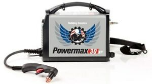 Hypertherm 088077 Powermax 30xp Plasma Cutter With Carrying Case 24061 1